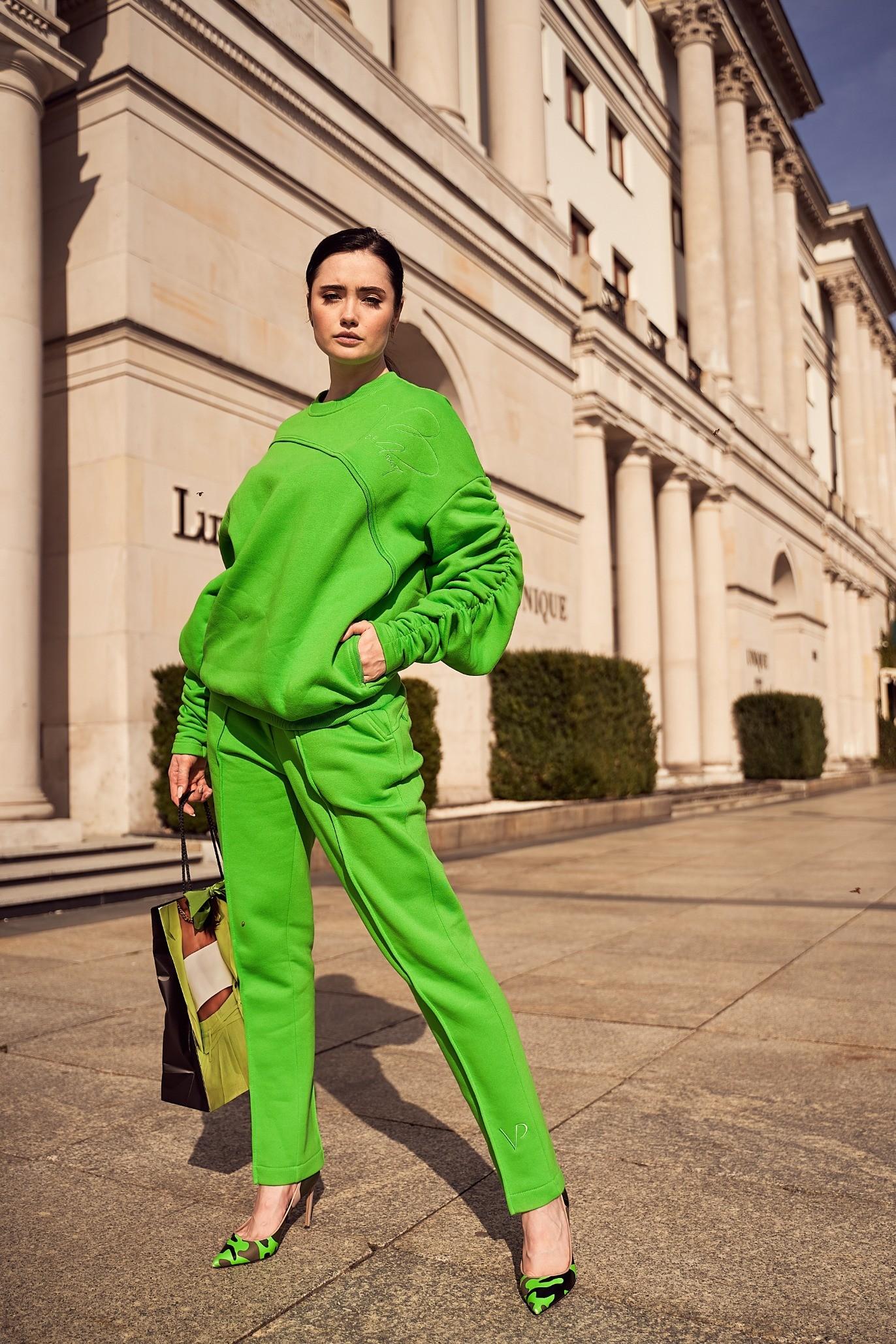 Spodnie AMAZING GREEN