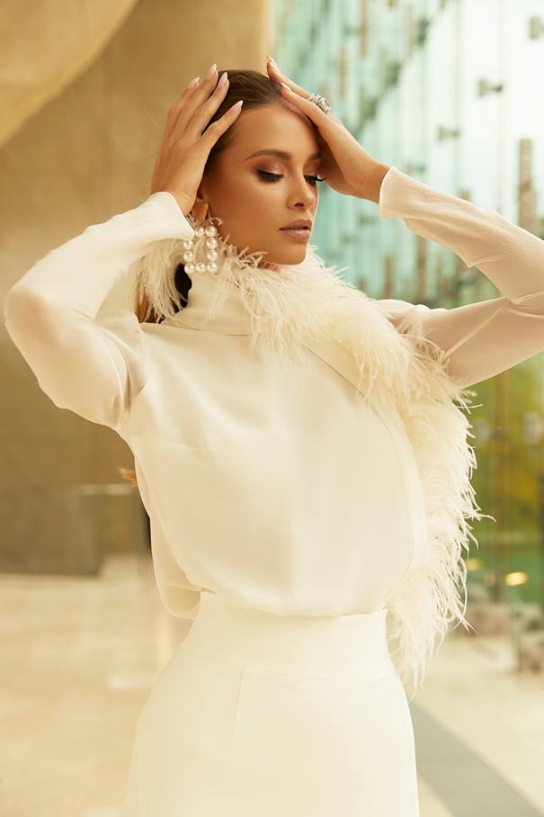 Moda ślubna: spódnica, to jej czas!